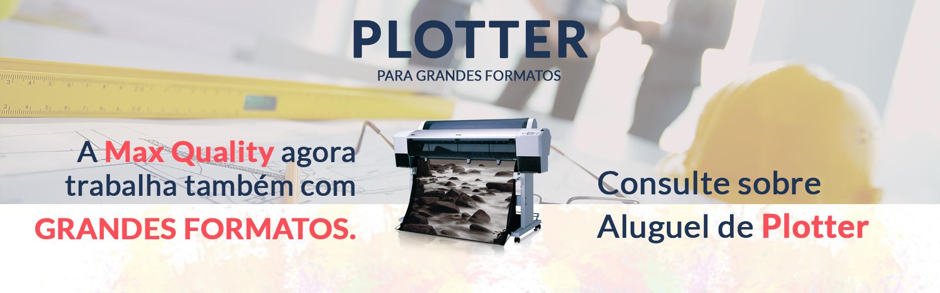 Aluguel de Impressora plotter no Rio de Janeiro