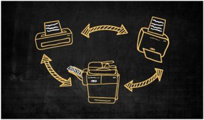 Vantagens de usar softwares de gerenciamento de impressão