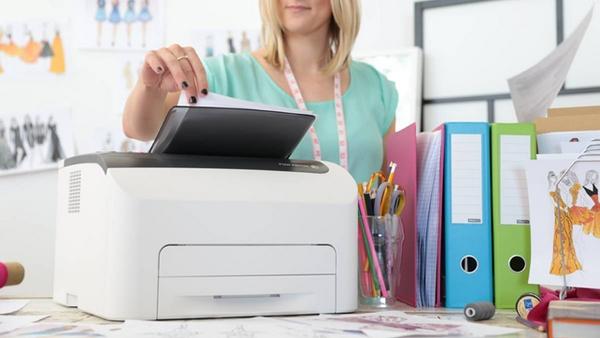 Impressora de escritório