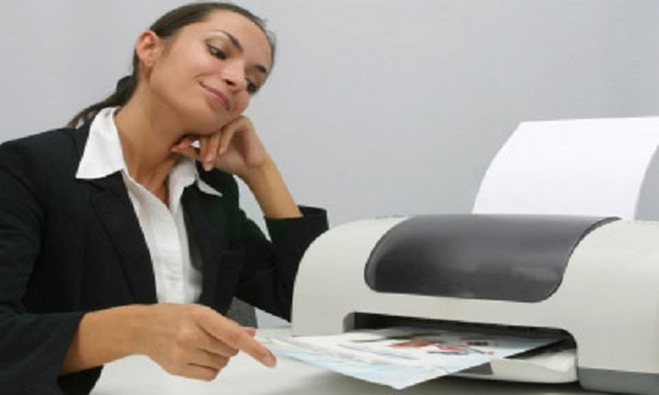 Redução de custos de impressora para escritório