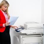 Redução de custos de impressora