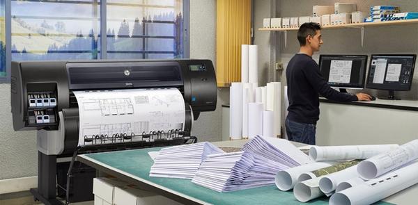 Uma impressora plotter é a ideal para seus trabalhos