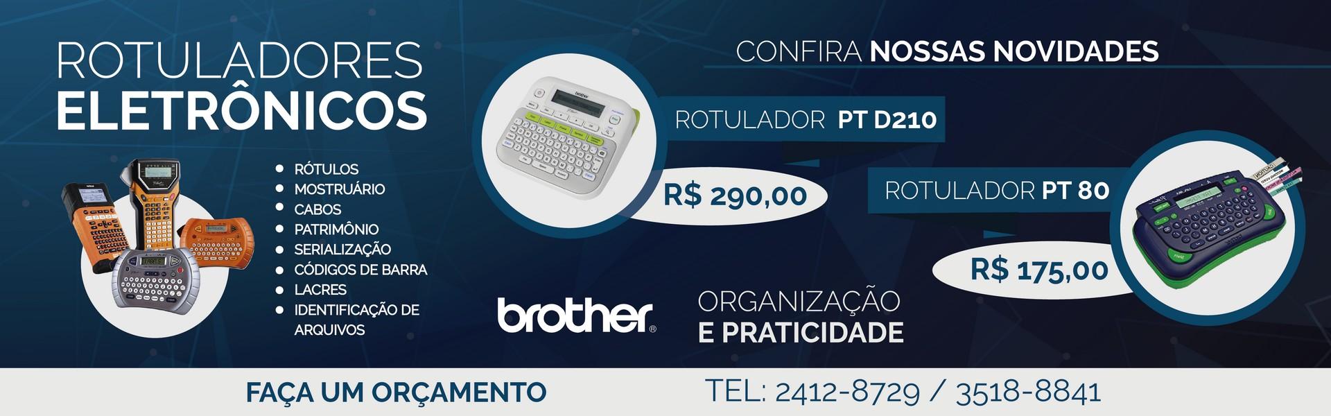 Rotuladores eletrônicos no Rio de Janeiro