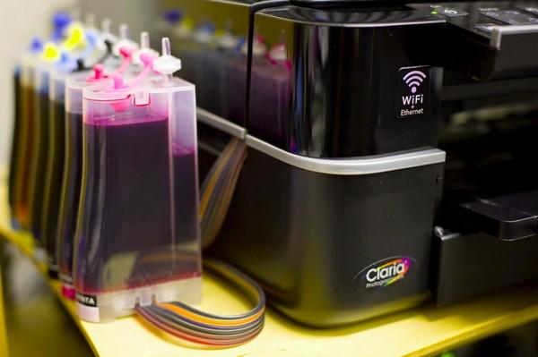 Usar bulk ink pode diminuir os custos com impressão da empresa