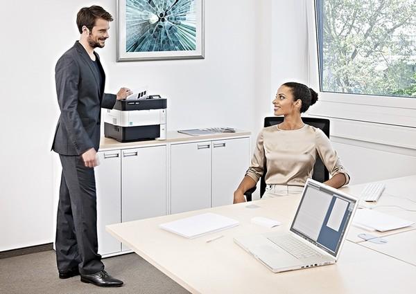 Impressão responsável para um escritório sustentável