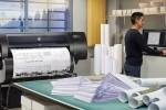 Quando usar uma impressora plotter