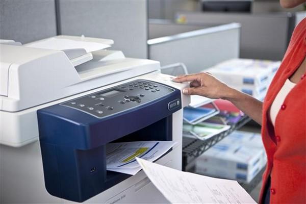 Alugar impressora para empresas