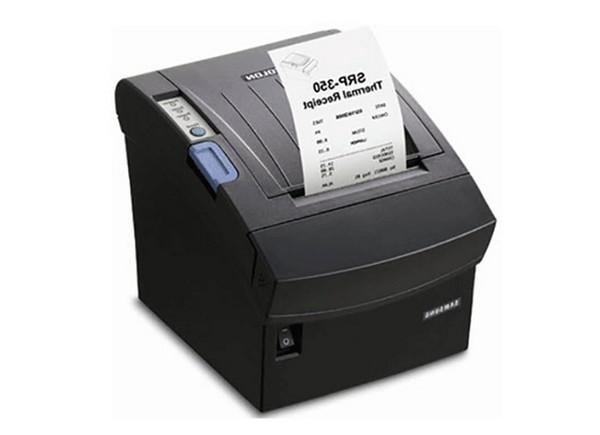 Manutenção de impressora térmica