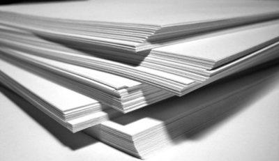 Conheça os principais tipos de papel e seus usos