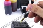 Como os cartuchos recarregados podem danificar sua impressora