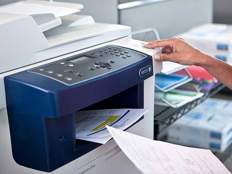Custos não percebidos para quem não utiliza o outsourcing de impressão