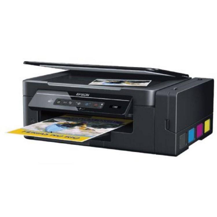 Impressoras econômicas: Epson L395