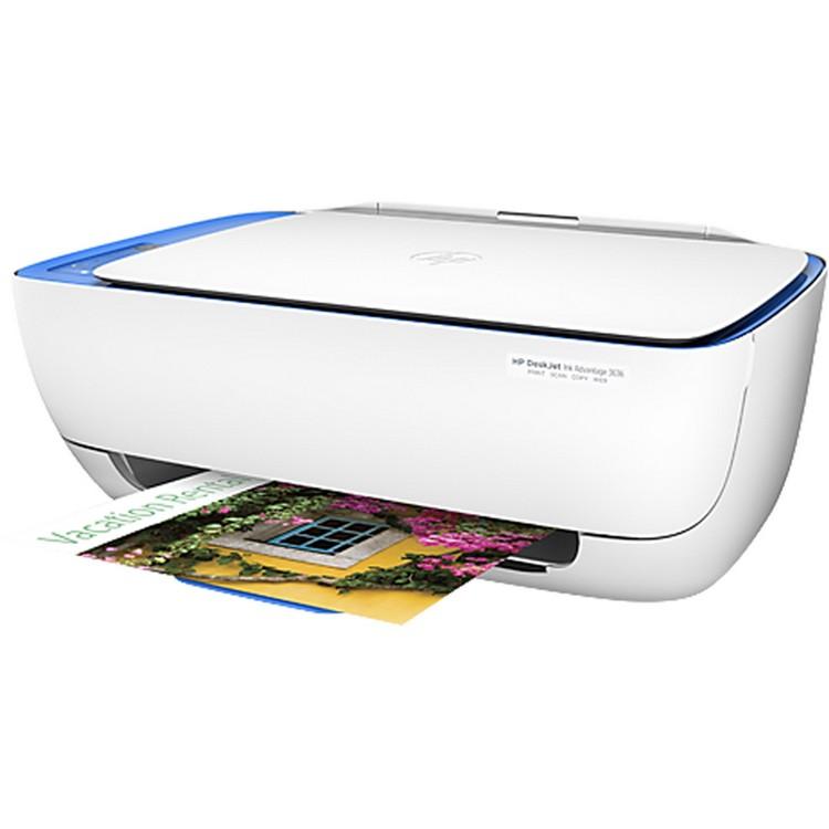 Impressoras econômicas: HP 3636