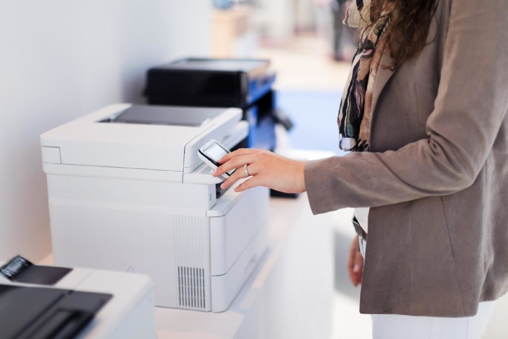 Conheça sua melhor opção em comodato de impressoras